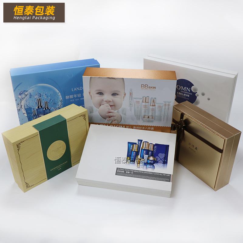 HENGTAI hộp giấy âm dương In màu hộp quà tặng cao cấp thế giới hộp mỹ phẩm hộp gỗ hộp bao bì hộp car