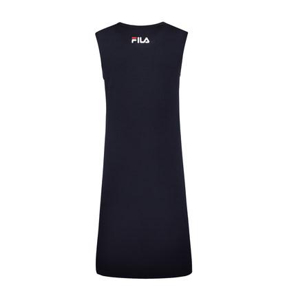 Đầm FILA Đầm công sở Fila Fila chính thức 2019 hè mới Thời trang thể thao mới Váy không tay