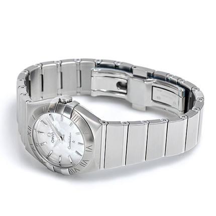 Đồng hồ thông minh  OMEGA Thụy Sĩ Omega Omega Chòm sao thạch anh Đồng hồ đeo tay nữ Đồng hồ đeo tay