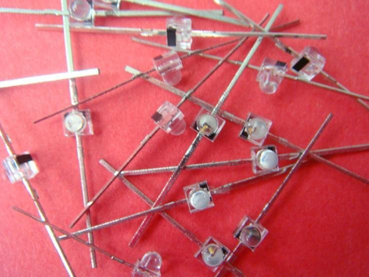 BRIGHT Điốt bán dẫn  sản xuất Bướm nhỏ Đèn LED một hình Ánh sáng màu xanh lục Màu xanh lục Màu xanh