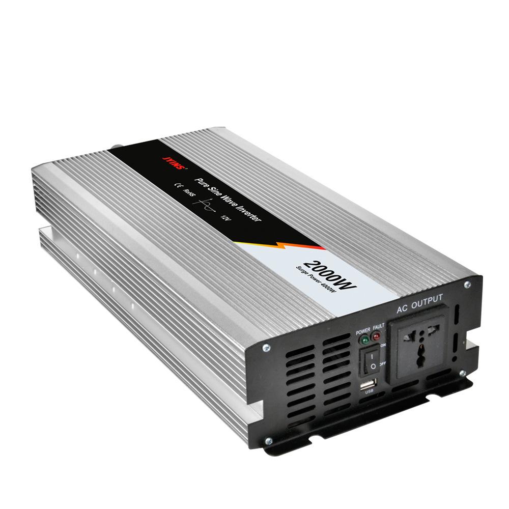 Elite nhà sản xuất biến tần sóng sin tinh khiết 300W-6000W