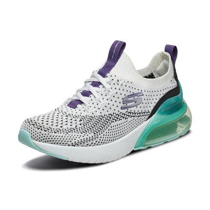Giày nữ trào lưu Hot  Skechers SKECHERS 2019 bộ giày lưới mới giày đế xuồng đệm đệm giày thông thườn