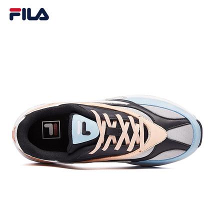 Giày lười / giày mọi đế cao FILA Fila Official VENOM94 Ma Sichun với cùng một đoạn Giày nữ cũ 2019 m