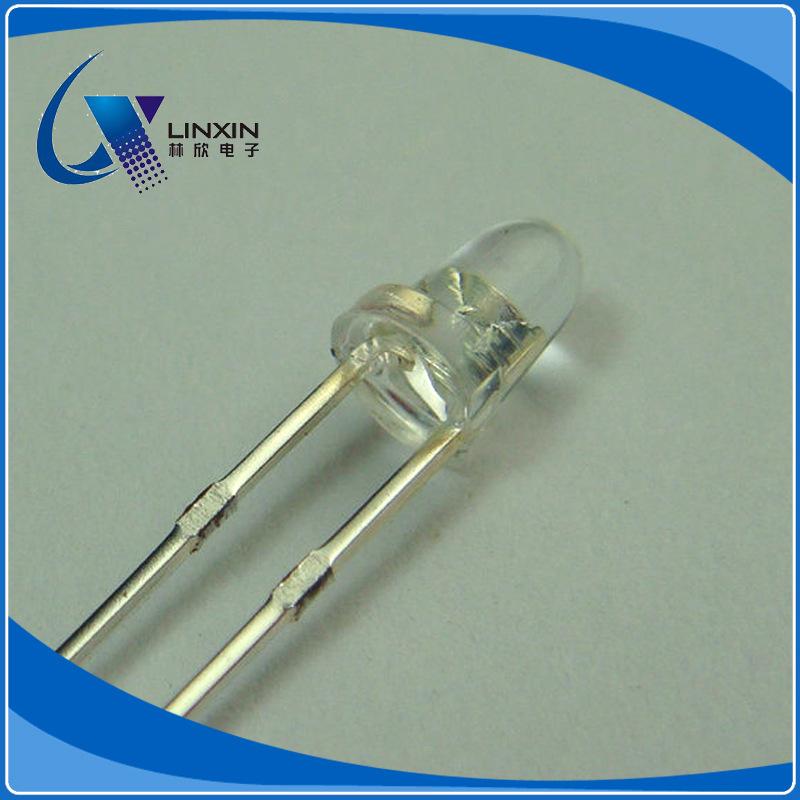 LX Điốt bán dẫn Cung cấp đèn LED 3.0MM đèn led thẳng