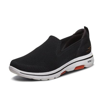 thị trường giày nam Skechers Giày Skechers SKECHER giày nam nhẹ một chân lười giày dệt lưới giày thô