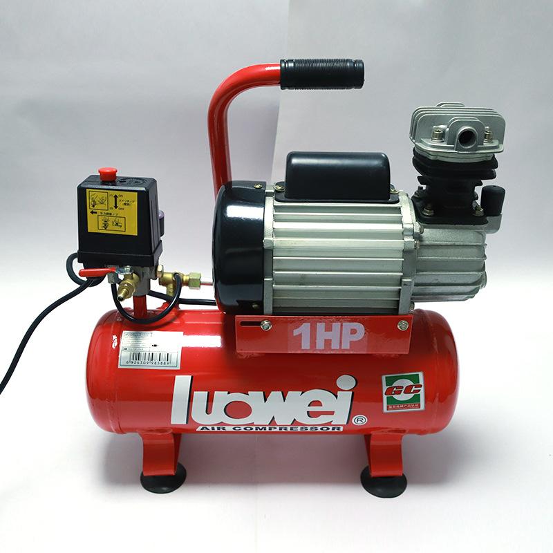 Luowei piston máy nén khí LW-1002-1HP tự động