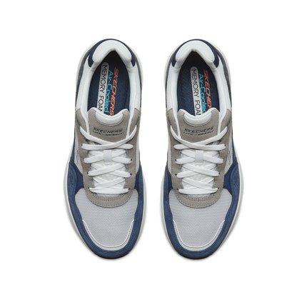 thị trường giày nam Skechers SKECHER những người yêu thích giày nam giày đế dày retro tăng giày cũ G