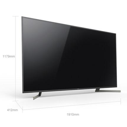 Tivi LCD Sony (SONY) KD-85X9500G Màn hình LCD thông minh 4K HDR Android 8.0 thông minh 85 inch