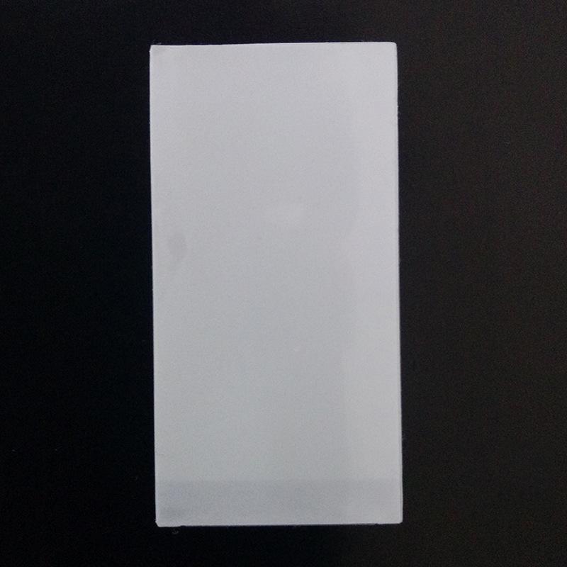 ZY Tấm dẫn sáng Led hướng dẫn đèn nền nhà sản xuất đèn nền mỏng màu trắng đèn nền bên kích thước lớn