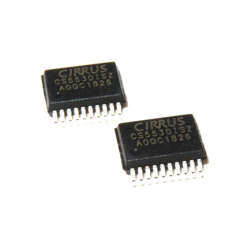 HCHY IC tích hợp Bộ chuyển đổi âm thanh tương tự sang kỹ thuật số CS5530-ISZ CS5530 gốc tích hợp SSO