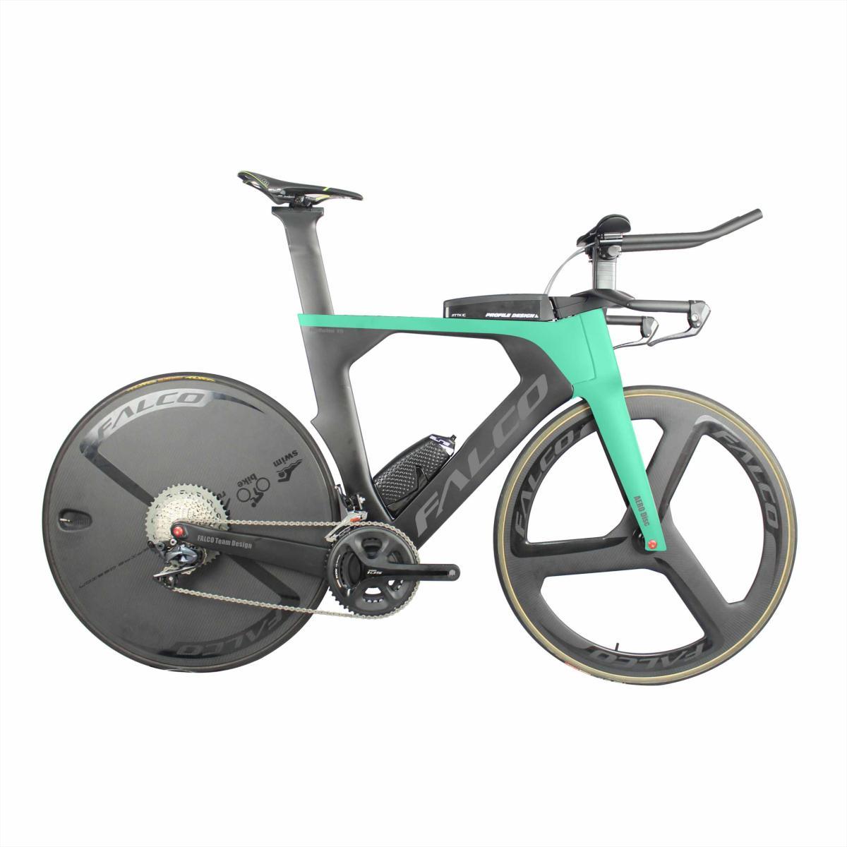 xe đạp Cơ cấu kết châ châ châ carbon FALCO Đường D915. Brake nổ ba vòng lưới, bẫy, sẵn sàng, sẵn sàn