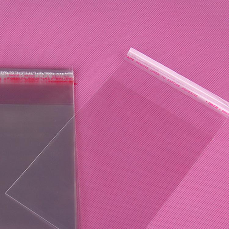 Túi opp Nhà máy OPP túi OPP túi tự dính opp túi nhựa trong suốt bán buôn có thể được tùy chỉnh Spot