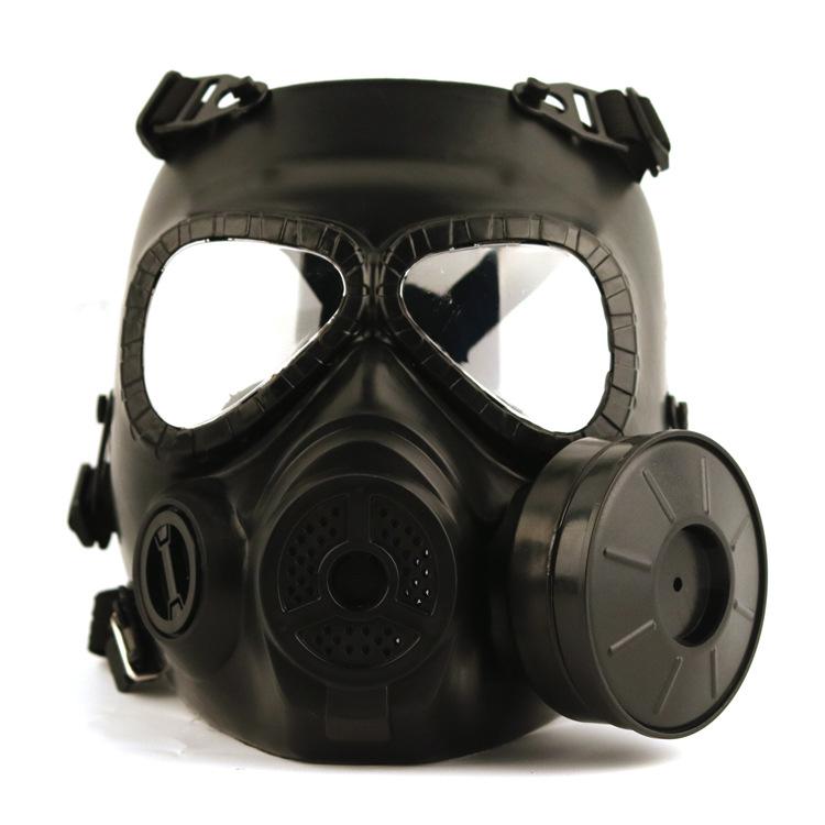 JSY Mặt nạ phòng chống khí độc Nhà máy trực tiếp mặt nạ khí M04 cs lĩnh vực mặt nạ chiến thuật ống k