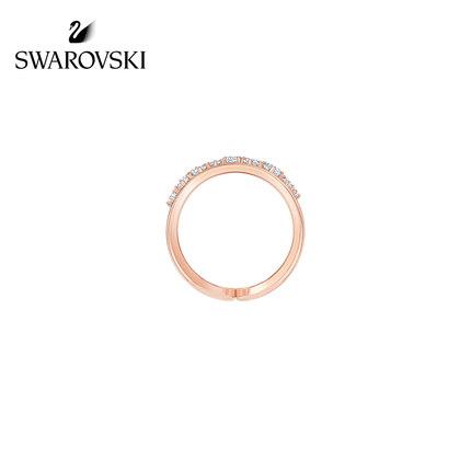 đồ trang trí trang phục Swarovski [Mới] Swarovski BẮC thiết kế nhẫn nữ tuyệt đẹp gửi cho bạn gái món