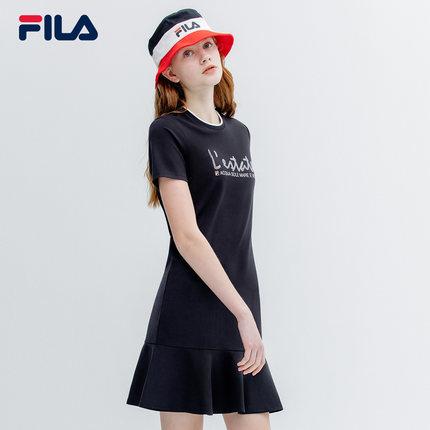 Đầm  FILA Đầm dự tiệc dành cho nữ chính thức của Fila Fila 2019