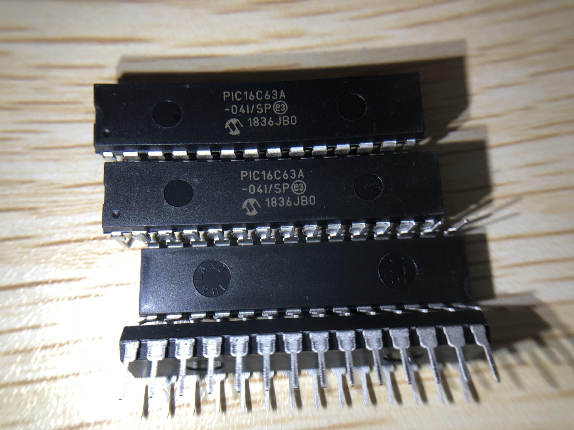 MICROHCIP IC tích hợp PIC16C63A-04I / SP linh kiện điện tử chính hãng tích hợp IC mạch tích hợp
