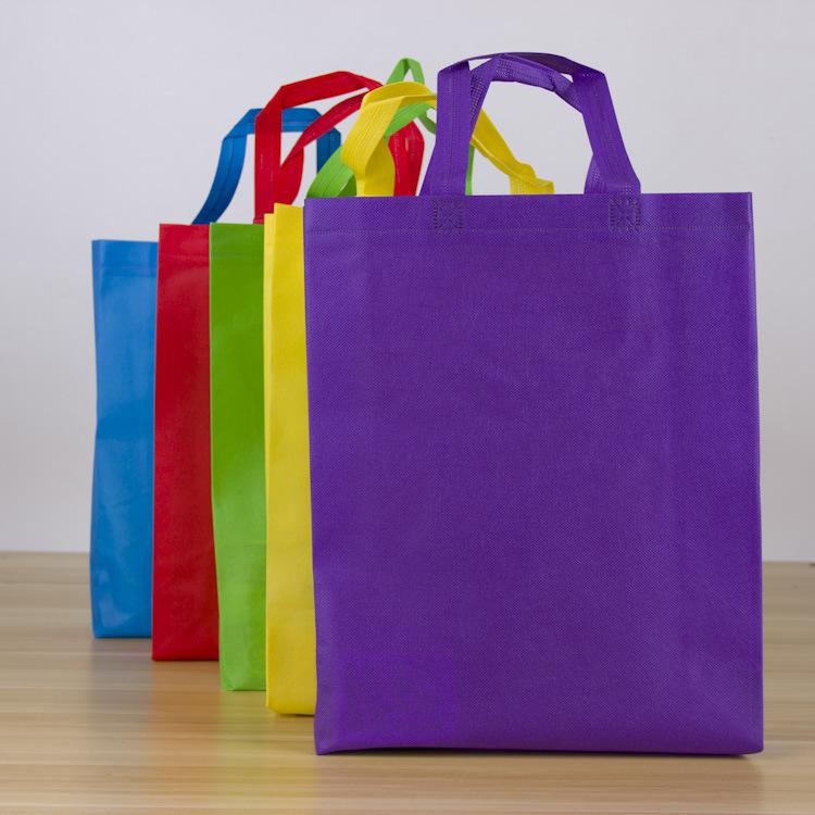 BODAI Túi vải không dệt Tại chỗ túi không dệt túi quà tặng môi trường in logo tùy chỉnh tráng túi kh
