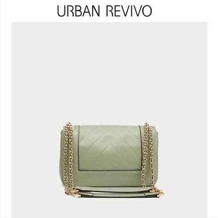 Túi xách nữ thời trang  UR ĐÔ THỊ REVIVO2019 mùa hè phụ nữ mới phụ kiện xe bình thường Dòng túi xách