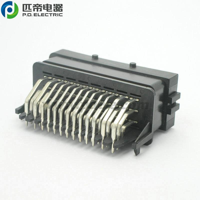 PD Giắc cắm 39P lỗ CNG / LPG ECU chỗ ngồi góc ô tô Bảng kết nối ECU kết nối