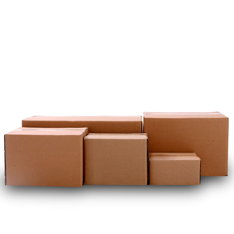 QISHENG Thùng giấy SF 2 nhà sản xuất thùng carton Năm lớp đặc biệt cứng chuyển phát nhanh gói giấy h
