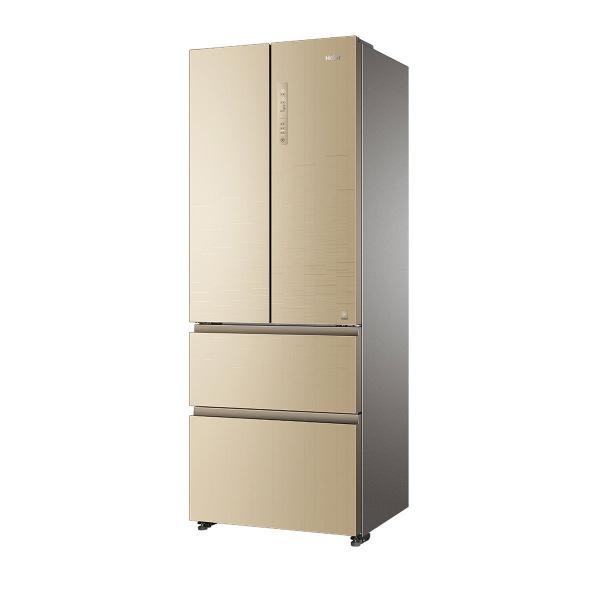 Tủ lạnh biến tần đa năng Haier BCD-455WDGB làm lạnh bằng không khí