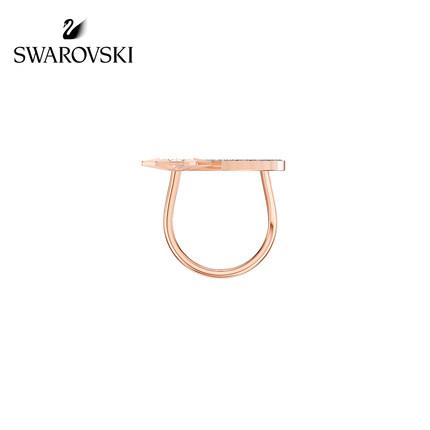 đồ trang trí trang phục Swarovski [Mới] Nhẫn nữ lãng mạn Swarovski SWA SYMBOL gửi tặng bạn gái món q