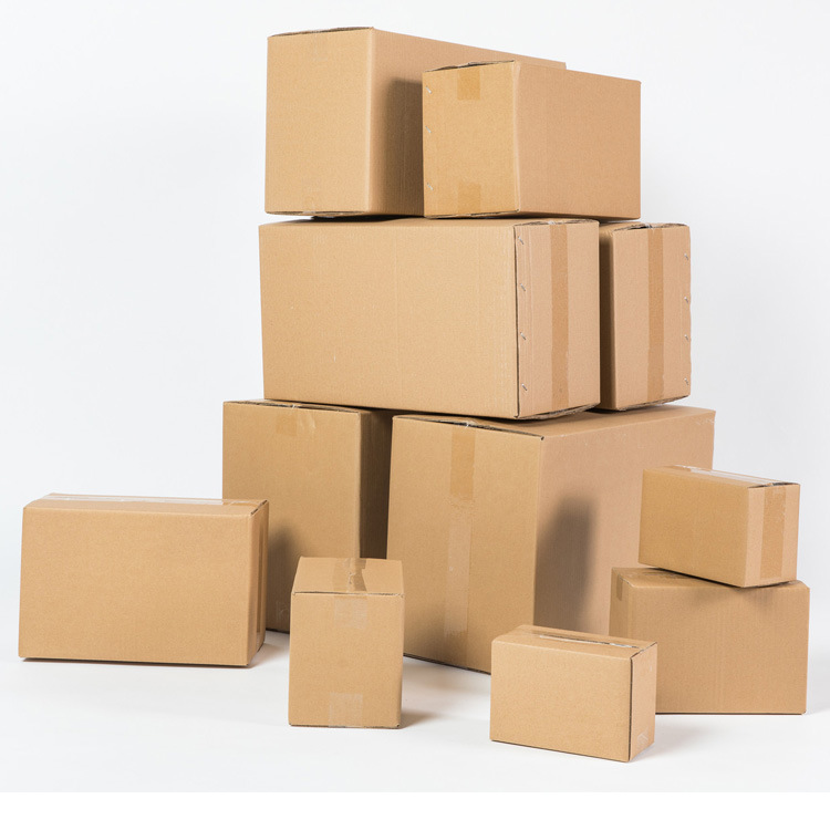 JIANMING Hộp giấy Bao bì carton lớn bao bì carton Express thùng carton đóng gói kích thước thùng car