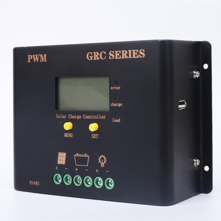 Bộ điều khiển năng lượng mặt trời 50A60A70A có thể được tùy chỉnh