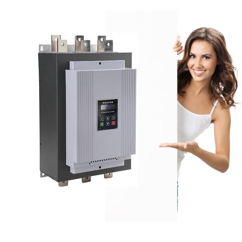 JINMAN Bộ khởi động động cơ Nhà máy khởi động trực tiếp khởi động mềm 250KW Nhà máy cấp nước chuyên
