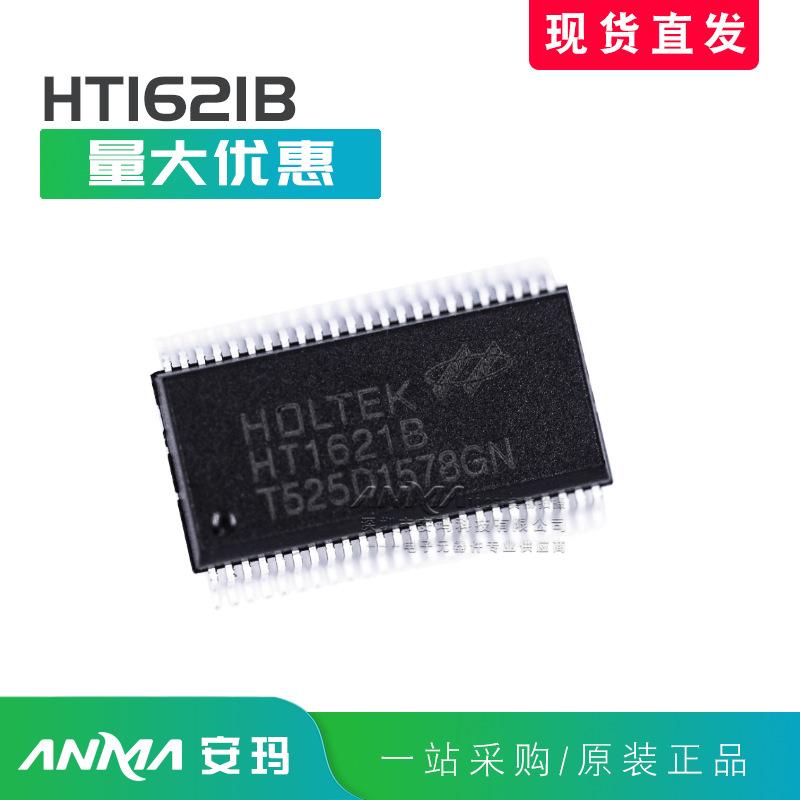 ANMA IC HT1621B SSOP48 Trình điều khiển LCD HOLTEK / Hetai mới IC Advantage Spot Channel