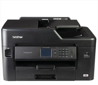 Máy fax quét bản sao in MFC-J3530DW tự động hai mặt in wifi không dây