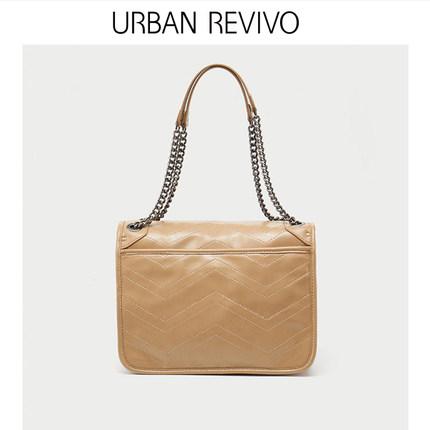 Túi xách nữ thời trang  UR ĐÔ THỊ REVIVO2019 mùa hè phụ nữ mới phụ kiện dây xe phụ kiện túi đeo vai