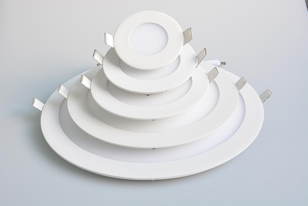 SHIJI Đèn âm trần bộ Bộ đèn led bảng điều khiển Bộ đèn trần siêu mỏng 2835 Bộ đèn bảng 300MM24W