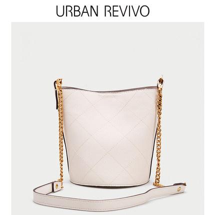 Túi xách nữ thời trang  UR ĐÔ LA REVIVO2019 hè mới dành cho nữ thanh niên phụ kiện túi đeo chéo hình
