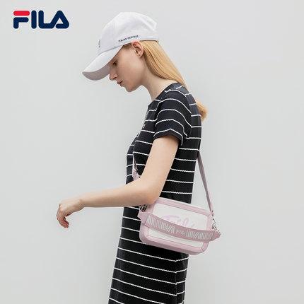 thị trường túi - Vali  FILA Fila Official Women Bag 2019 Autumn New Shoulder Bag Túi xách Túi máy ản