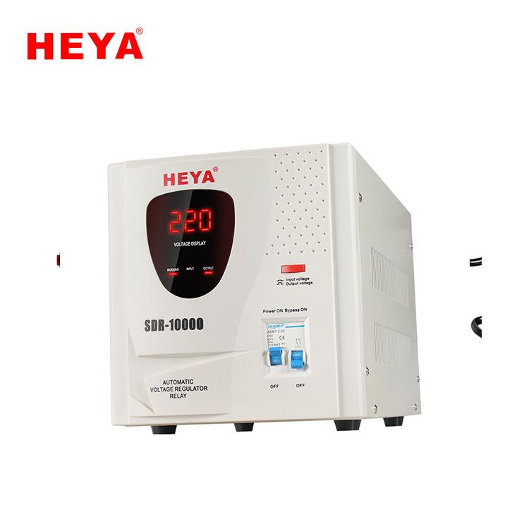 HEYA Thiết bị ổn áp điều hòa 10KVA điều hòa không khí điện tử