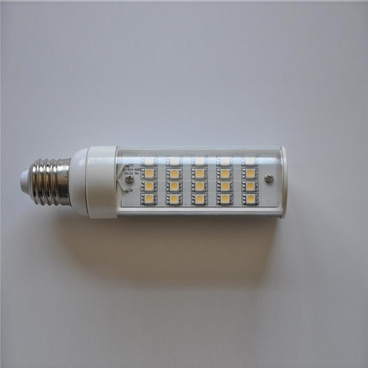 LEIGUANG Bóng đèn cắm ngang Bán nóng led led 7W cắm ngang tiết kiệm năng lượng và bảo vệ môi trường