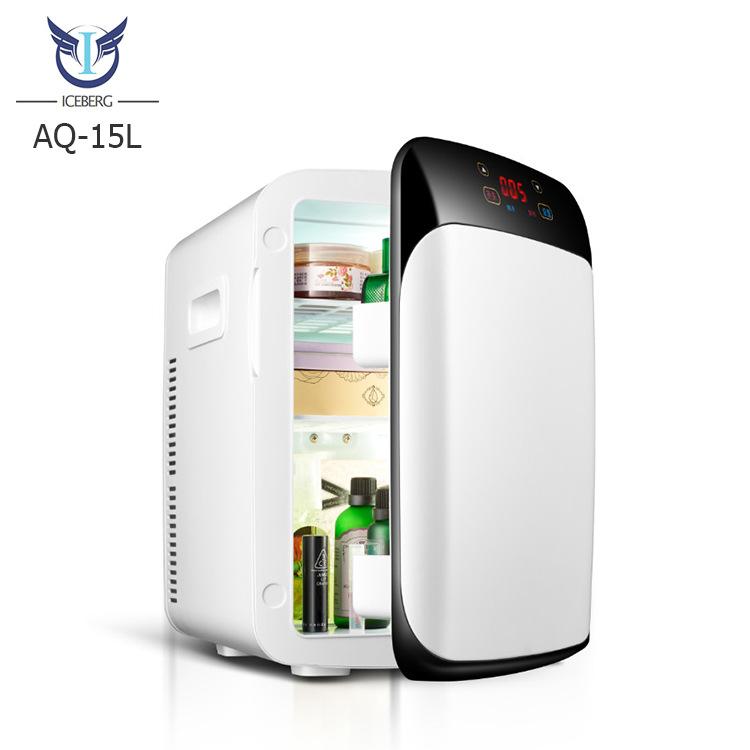 KEMIN Tủ lạnh 15L lõi kép tủ lạnh mini