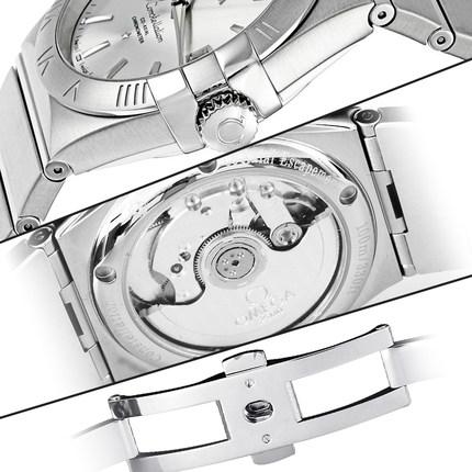 Đồng hồ thông minh  OMEGA Cặp đồng hồ đôi Omega 123.10.35.20.02.001 / 123.10.24.60.02.001