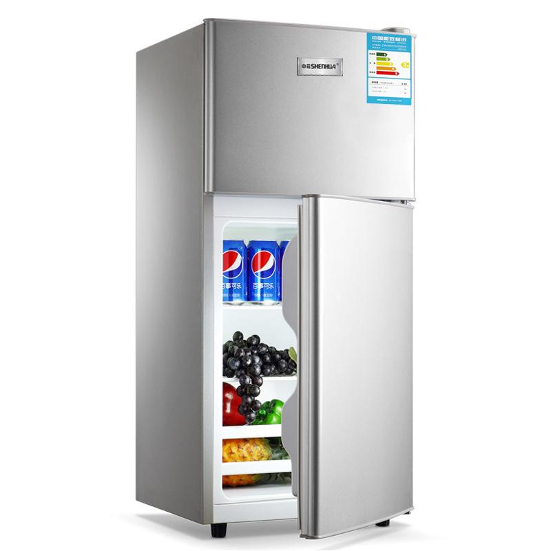SHENHUA Tủ lạnh Shenhua tủ lạnh nhỏ hộ gia đình nhỏ tủ lạnh đông lạnh ký túc xá sinh viên 138L tiết
