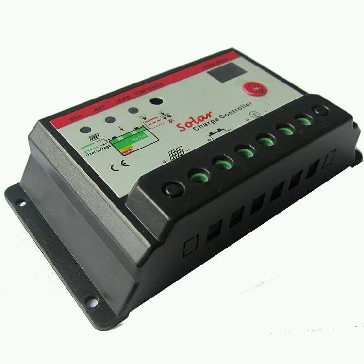 Thiết bị điện Bộ điều khiển sạc năng lượng mặt trời 30A 12 / 24V