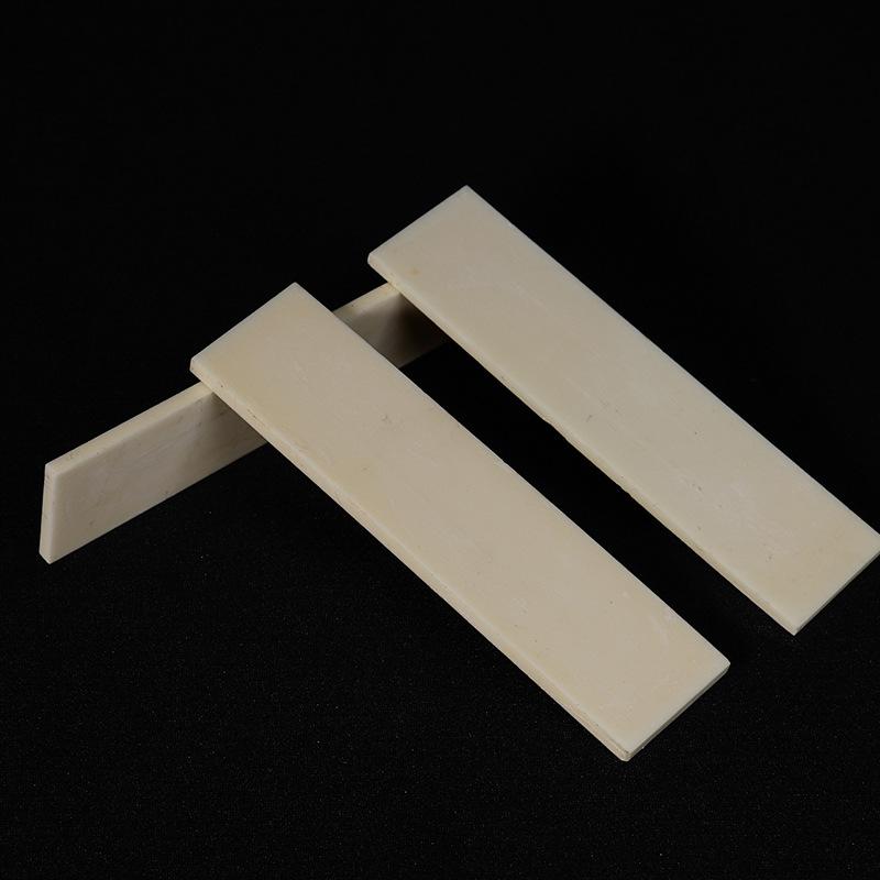 CHALIN Vật liệu cách điện 99 tấm gốm alumina tấm gốm hình gốm chịu nhiệt độ cao vật liệu cách nhiệt