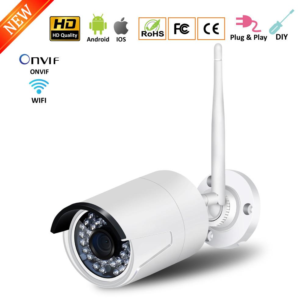 Jennov Camera giám sát loại 1080P HD Gun Camera giám sát