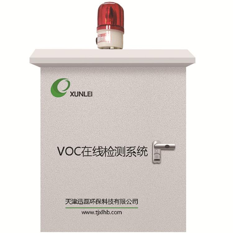 VOC hệ thống giám sát trực tuyến dễ bay hơi chất hữu cơ thiết bị báo động