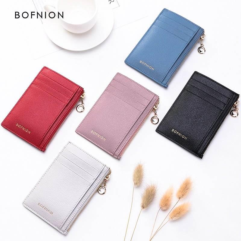 Ví đựng thẻ Đồ bỏ túi nhỏ với túi nhỏ và túi nhỏ dành cho phụ nữ bằng giấy bìa, gọn và có nhiều chức