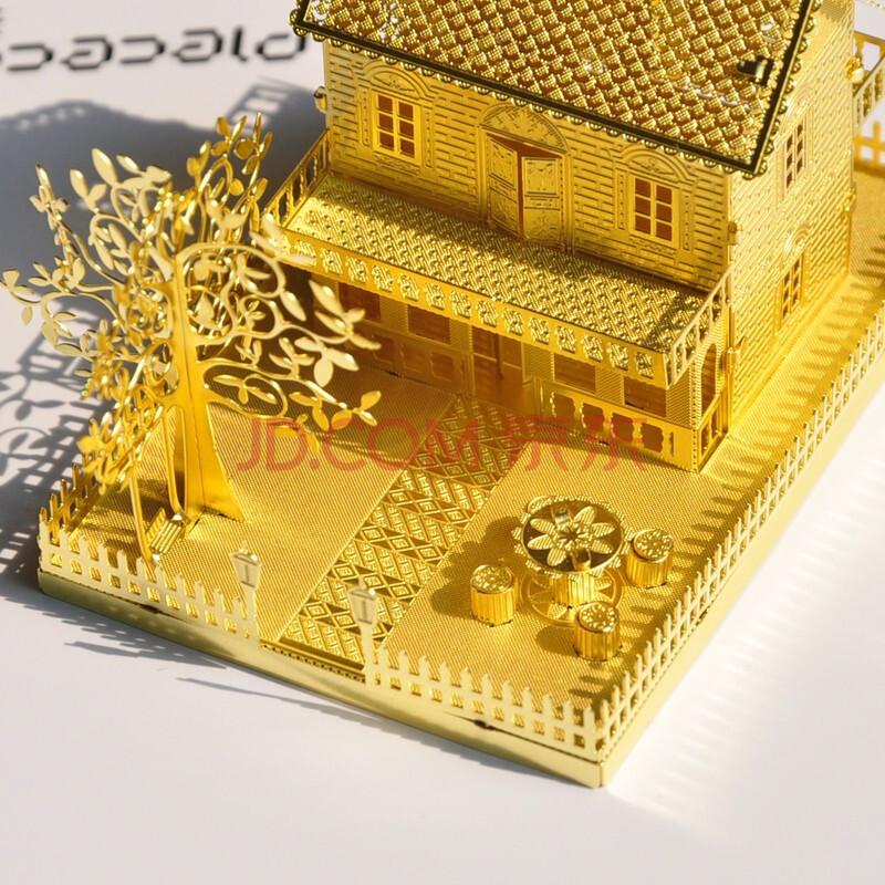 Tranh xếp hình 3D Công cụ Mô tả Nhà cửa Đồ chơi Thiết kế Đồ chơi Thiết kế Đồ trang trí Đồ trang trí