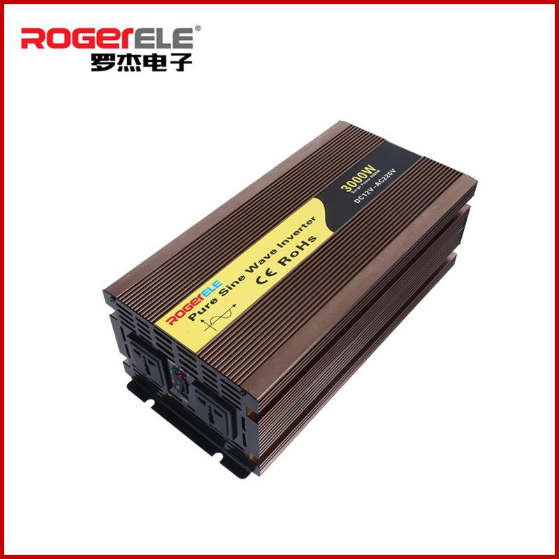 Cung cấp Solar Home Biến tần sóng sin tinh khiết 3000W12V