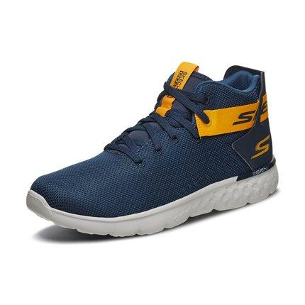 thị trường giày nam  Skechers SKECHER đôi mẫu giày nam giày chạy nhẹ lưới thoáng khí để giúp giày th