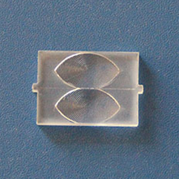 YUYING Đèn LED thấu kính Nhà máy trực tiếp loạt đèn LED Fresnel ống kính sợi quang gương và đèn khác