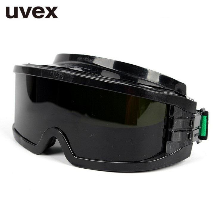 Kính hàn Youweisi argon thợ hàn kính bảo vệ EN166 & 169 chống tia cực tím xanh